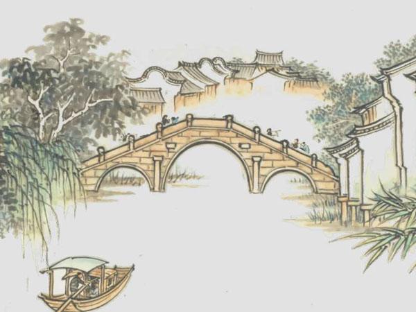 """中国古典诗词里的""""人与自然"""""""