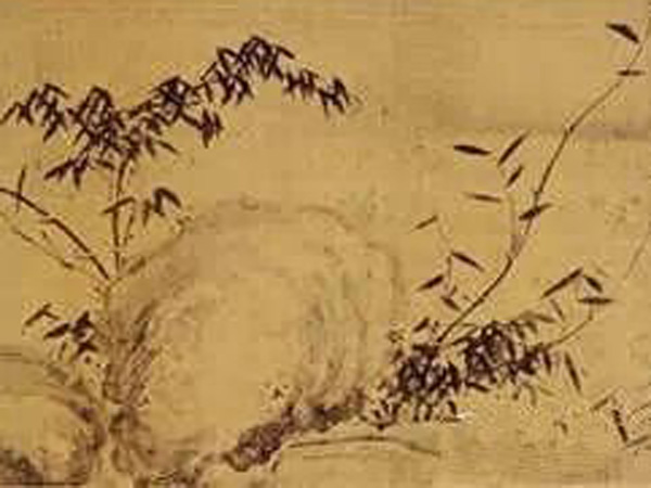 谈苏轼的咏竹诗画