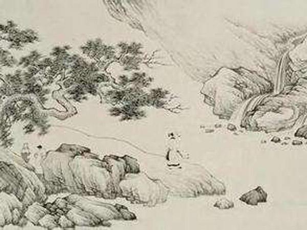 中国古代文人隐士的隐居类型
