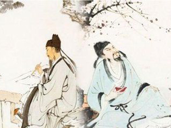 李白与杜甫:唐诗里的兄弟之情